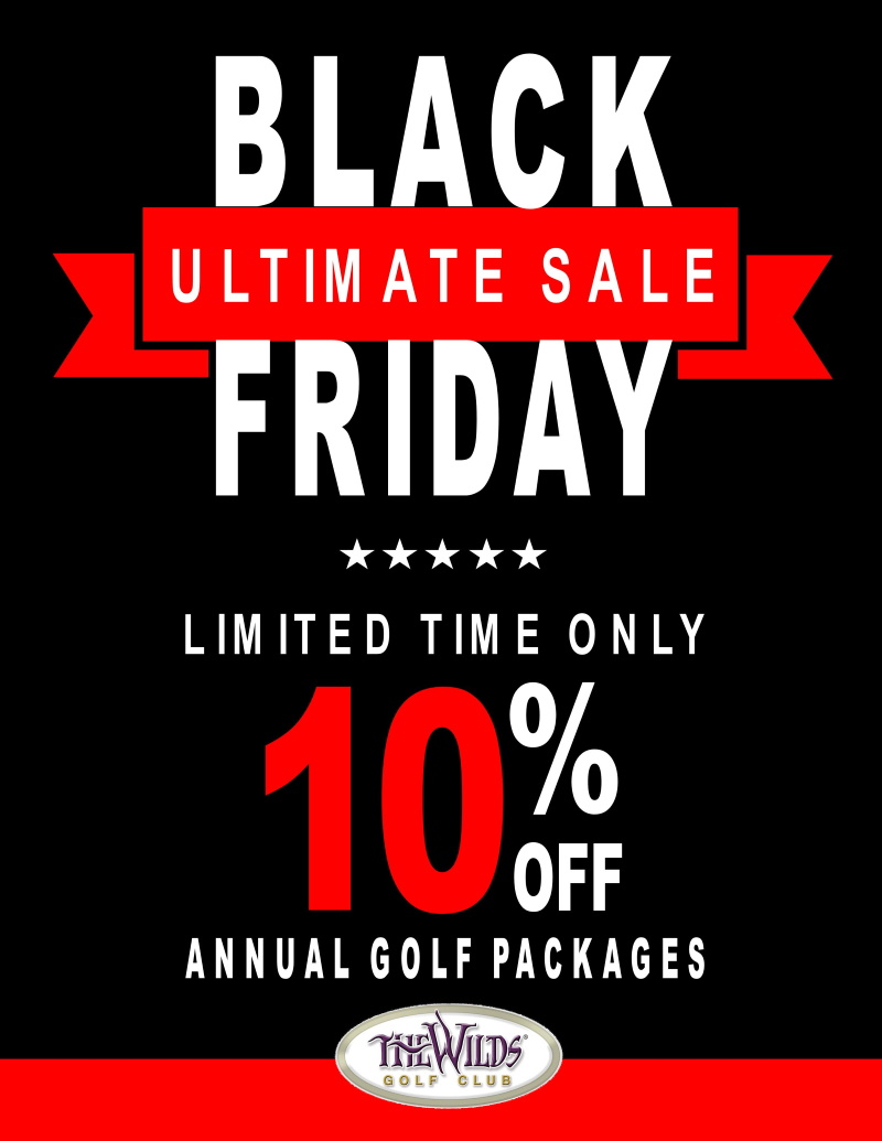2019 Black Friday Ultimate Sale